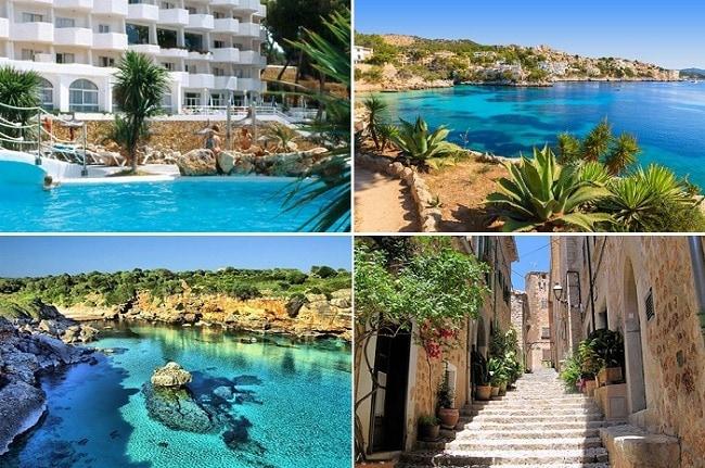 Huwelijksreis Mallorca