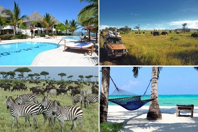 Huwelijksreis Zanzibar