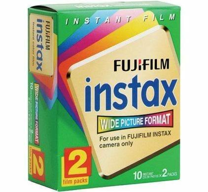 Instant film instax