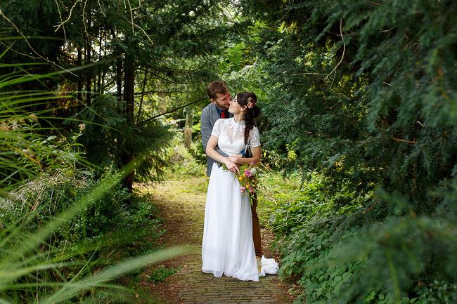 Lekker buiten trouwen 15