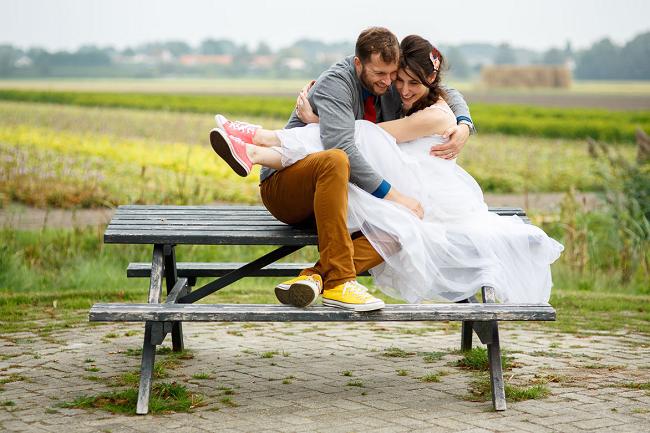 Lekker buiten trouwen 16