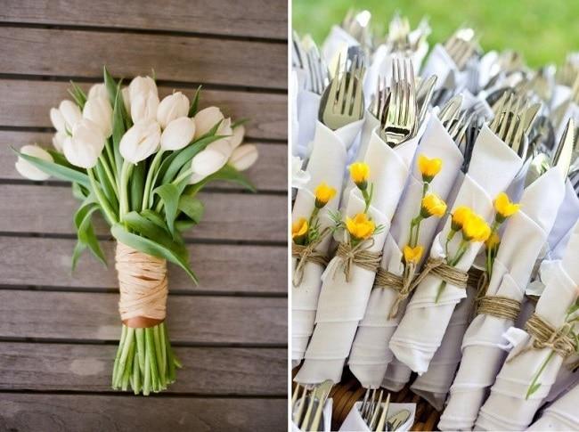 Lente bruiloft 2