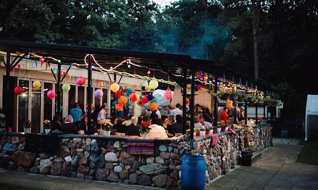 Een Mexicaanse thema bruiloft