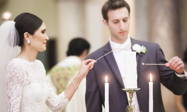 Rouwen op je bruiloft - zo herdenk je een geliefde