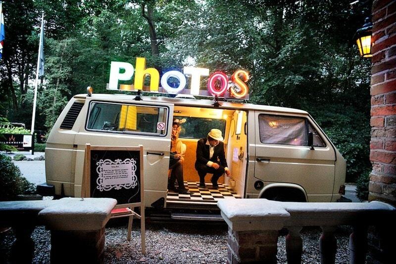 Saykaas photobooth bus