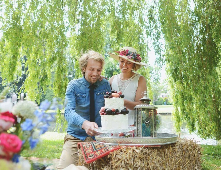 Inspiratie: picknick at the park