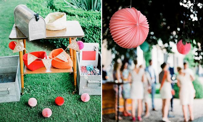 Tips voor de styling van je bruiloft