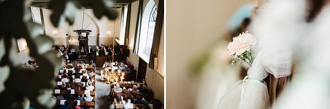 Trouwdecoratie Kerk