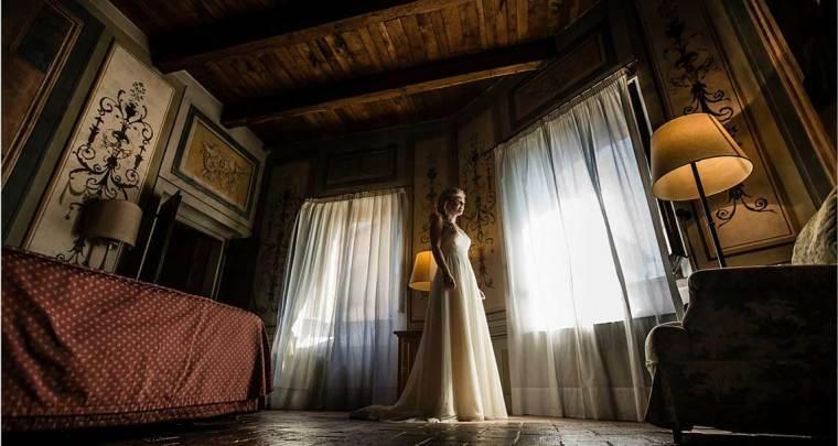 Italiaanse bruiloft van Onno & Saskia