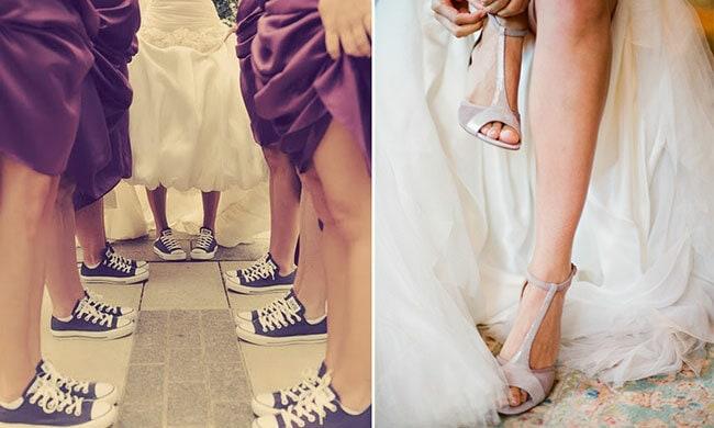 Top 10 trouw-schoenen van maart