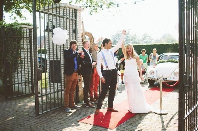 Vintage bruiloft Osco Jessica 18