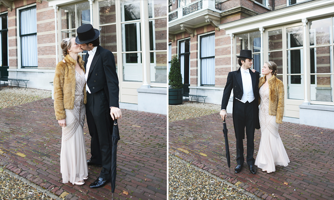 De bruiloft planning van Marit: Gatsby feest