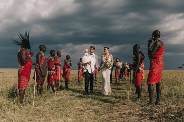 Online bruiloft ongein week 50