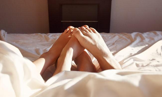 Column: hoe ik dacht zonder seks te kunnen