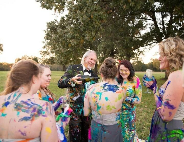 Online bruiloft ongein week 1