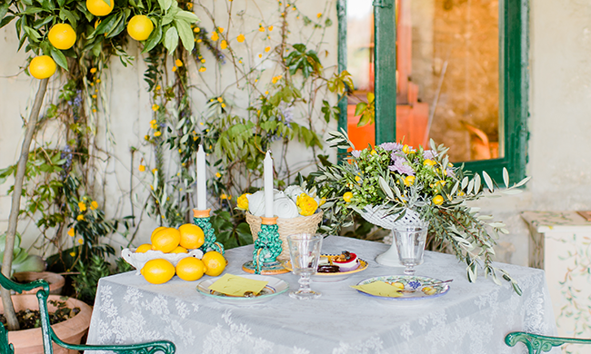 Inspiratie: rustieke wedding styling